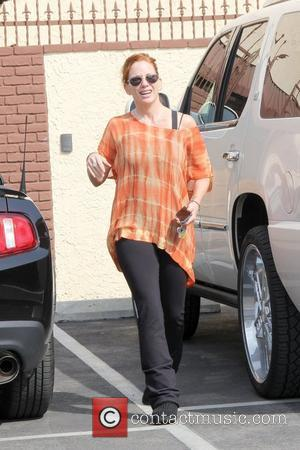 Melissa Gilbert Celebrities arrive at the rehearsal space for 'Dancing With the Stars' Los Angeles, California - 29.03.12