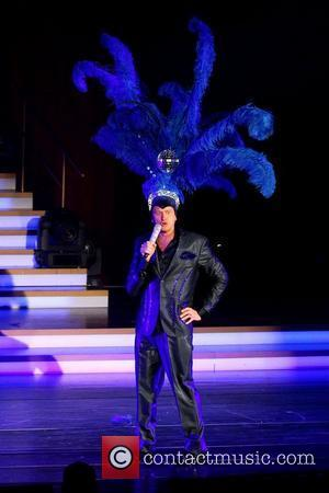 Carson Kressley Dancing With The Stars live in Las Vegas at The Tropicana Las Vegas, Nevada - 13.04.12