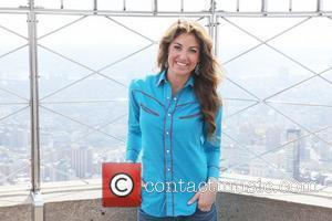 Founder and CEO of Dylan's Candy Bar, Dylan Lauren visits the The Empire State Building  New York City, USA...