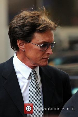 Bruce Jenner 2012 'E' upfront presentation - Arrivals New York City, USA - 30.04.12