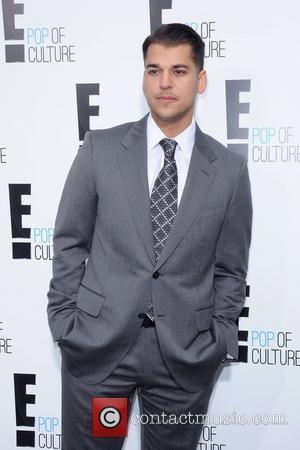 Rob Kardashian 2012 'E' upfront presentation - Arrivals New York City, USA - 30.04.12