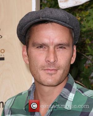 Balthazar Getty at the 'Last Night I Swam With a Mermaid' book launch Earth day celebration held at the Annenberg...
