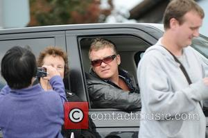 Shane Richie and Elstree Studio