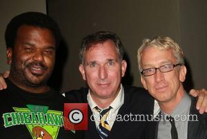 Craig Robinson, Andy Dick and Wayne Fitterman