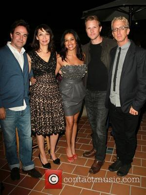 Roger Bart, Illeana Douglas, Ogy Durham, Shane Johnson and Andy Dick