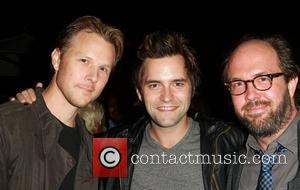 Shane Johnson, Sean Durrie and Eric Lange