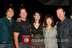 Vincent Spano, D. B. Sweeney, Illeana Dougla, Frances Fisher and Robert Patrick
