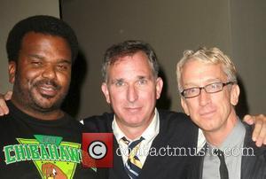 Craig Robinson, Andy Dick, Wayne Fitterman 'Easy to Assemble' Season 4 premiere screening held at Sundance Theatre West Hollywood, California...