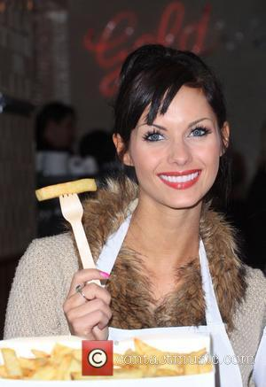 Jessica-Jane Clement EATT (Eat at the Table) photocall London, England - 08.02.12