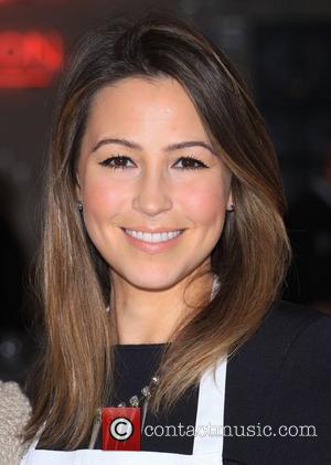 Rachel Stevens Increases Jeremy's Baby Blues