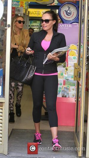 Petra Ecclestone and Tamara Ecclestone  shopping on the Kings Road London, England - 26.03.12
