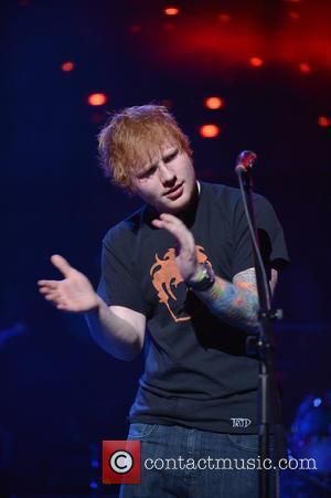 Ed Sheeran, Jingle Ball and T Center