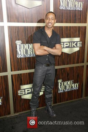 Brandon T. Jackson attends Spike TV's 'Eddie Murphy: One Night Only' at the Saban Theatre in Beverly Hills California, USA...