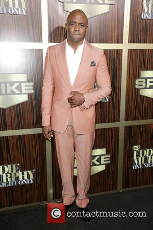Wayne Brady attends Spike TV's 'Eddie Murphy: One Night Only' at the Saban Theatre in Beverly Hills California, USA -...
