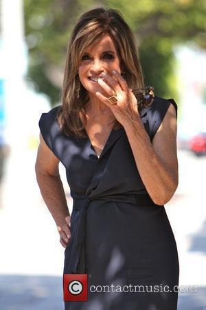 Linda Gray  seen arriving at Kate Somerville skin health spa in good spirits. Hollywood, California - 07.08.12