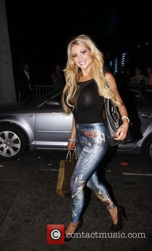 Nicola Mclean at the Jeans for Genes launch party held at the W hotel London, England - 04.09.12  at...
