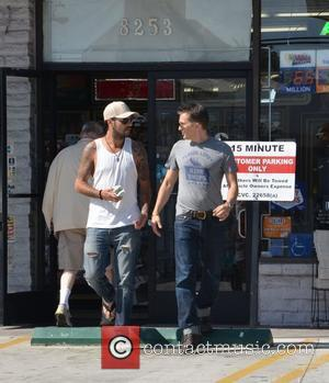 Eduardo Cruz and Olivier Martinez