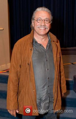 Edward James Olmos  Edward James Olmos and director Robert M. Young attend a Q&A session for the film 'The...