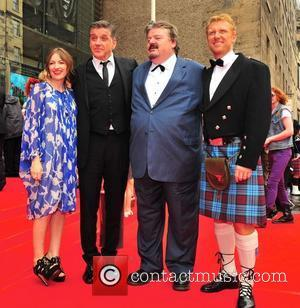 Craig Ferguson, Robbie Coltrane and Kevin McKidd Edinburgh International Film Festival 2012 - 'Brave' - Premiere Edinburgh, Scotland - 30.06.12