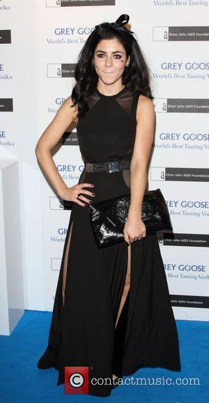 Marina Diamandis The Elton John AIDS Foundation Grey Goose Winter Ball held at the Battersea Power Station. London, England -...