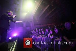 Guy Garvey Elbow perform live at the Thebarton Theatre Adelaide, Australia - 31.03.12