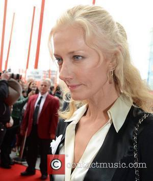 Joely Richardson Guests honour Aung San Suu Kyi at The Grand Canal Theatre at the 'Electric Burma' concert Dublin, Ireland...