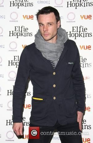 Rupert Evans Elfie Hopkins premiere held at the Vue cinema- Arrivals London, England - 16.04.12