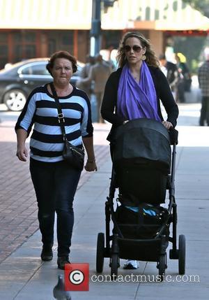 Elizabeth Berkley, Sky Cole Lauren's and Beverly Hills