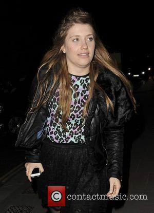 X Factor star, Ella Henderson arrives back at her hotel, previously tweeting she was missing Mickey and Minnie Mouse and...