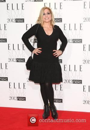 Brix Smith-Start The Elle Style Awards 2012 held at The Savoy -Arrivals London, England - 13.02.12