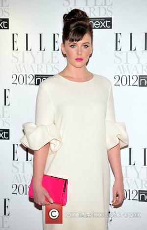 Alexandra Roach ELLE Style Awards held at the Savoy - Arrivals. London, England - 13.02.12