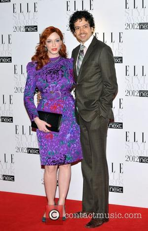 Christina Hendricks Learning British Accent For Movie Role
