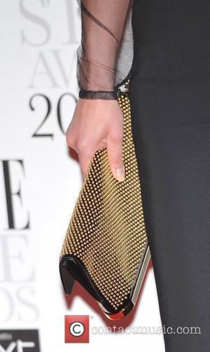 Christina Ricci ELLE Style Awards held at the Savoy - Arrivals. London, England - 13.02.12