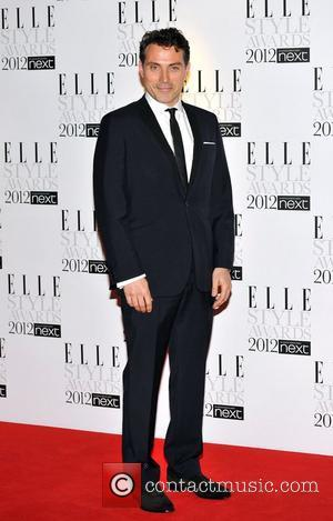 Rufus Sewell ELLE Style Awards held at the Savoy - Arrivals. London, England - 13.02.12
