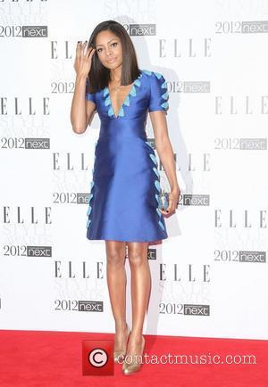 Naomie Harris Trains With Guns For Skyfall
