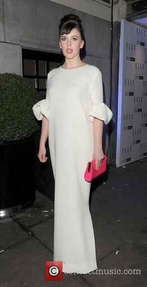 Alexandra Roach The Elle Style Awards 2012 held at The Savoy - Departures. London, England - 14.02.12