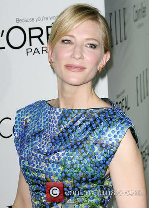 Cate Blanchett To Play Cinderella's Wicked Step-mother