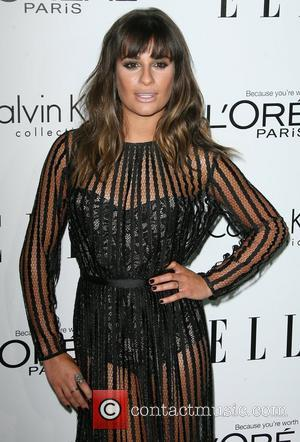 Lea Michele ELLE's 19th Annual Women in Hollywood Celebration held at Four Seasons Hotel - Arrivals  Beverly Hills, California...