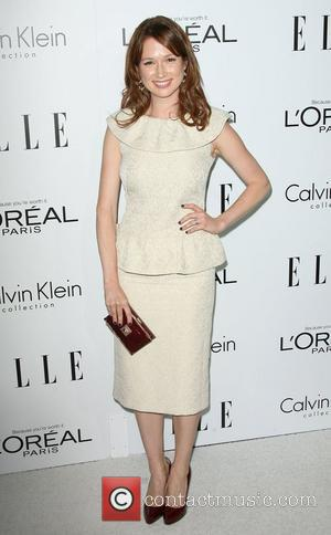 Ellie Kemper ELLE's 19th Annual Women In Hollywood Celebration held at Four Seasons Hotel Beverly Hills, California - 15.10.12