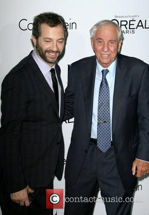 Judd Apatow and Garry Marshall