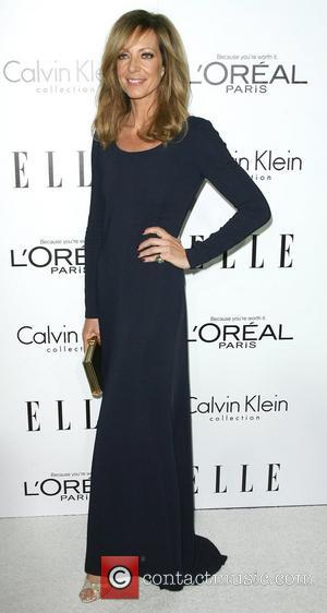 Allison Janney ELLE's 19th Annual Women In Hollywood Celebration held at Four Seasons Hotel Beverly Hills, California - 15.10.12