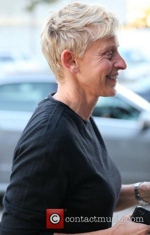 Ellen DeGeneres arrives for dinner at Craig's Restaurant. Los Angeles, California - 27.08.12