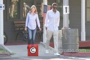Ellen Pompeo, Chris Ivery and Election Day