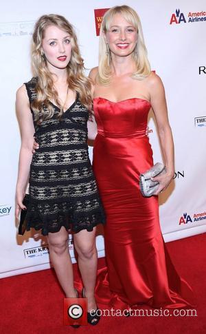 Ella Rae Peck and Katherine LaNasa