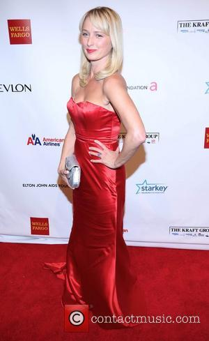 Katherine LaNasa The Elton John AIDS Foundation's 11th Annual 'An Enduring Vision' Benefit at Cipriani Wall Street - Arrivals...