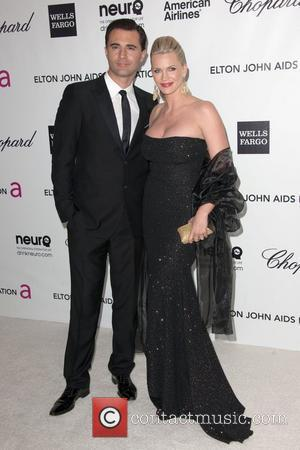 Natasha Henstridge, Darius Campbell The 20th Annual Elton John AIDS Foundation's Oscar Viewing Party held at West Hollywood Park -...