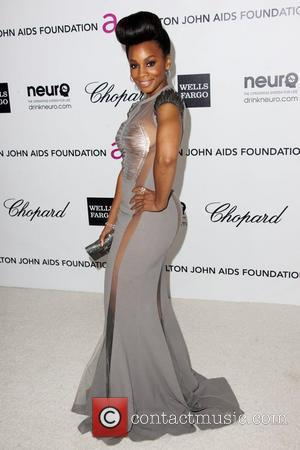 Anika Noni Rose The 20th Annual Elton John AIDS Foundation's Oscar Viewing Party held at West Hollywood Park - Arrivals...