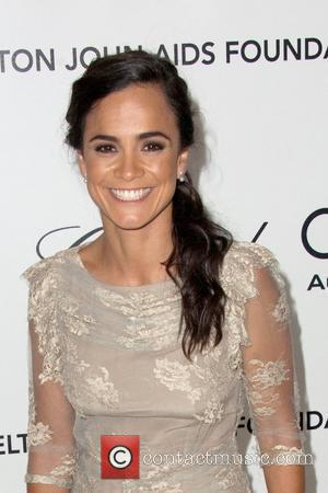 Alice Braga The 20th Annual Elton John AIDS Foundation's Oscar Viewing Party held at West Hollywood Park - Arrivals...