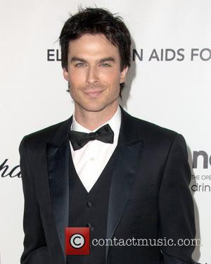 Ian Somerhalder The 20th Annual Elton John AIDS Foundation's Oscar Viewing Party held at West Hollywood Park - Arrivals...