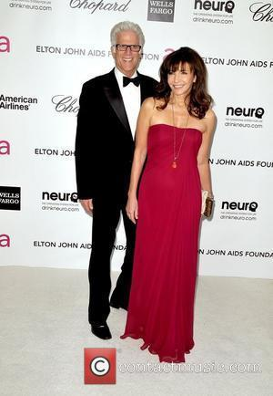Ted Danson and Mary Steenburgen  The 20th Annual Elton John AIDS Foundation's Oscar Viewing Party held at West Hollywood...
